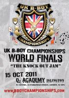 UK B-Boy Championships Knock Out Jam 2011