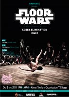 Floorwars Korea Elimination 2011
