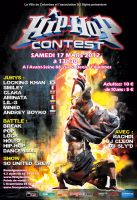 Hip-Hop Contest 8
