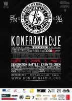 Konfrontacje VI - International Break dance Festival