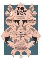 The Throwdown - Seven2Smoke Pre Qualifier IBE 2013