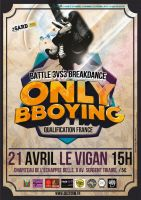 Only Bboying 7 Qualifier