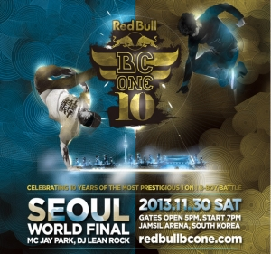 Red Bull BC One World Final South Korea 2013
