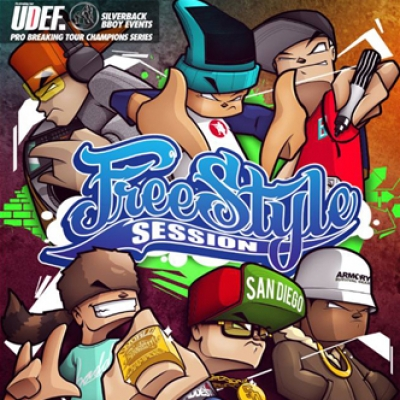 Freestyle Session World Finals 2014