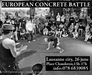 The European Concrete Jam