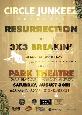 Circle Junkeez Presents Resurrection