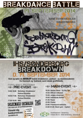 Sønderborg Breakdown - Bringing the 70's back...
