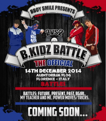 The Official B.Kidz Battle 2vs2
