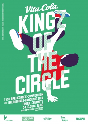 VITA COLA Kingz Of The Circle 2014 Final