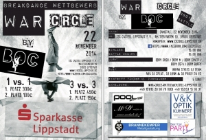 War Circle Battle by BOC