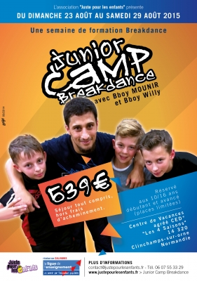 Junior Camp Breakdance
