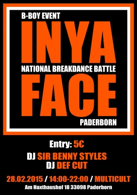 In Ya Face: National Breakdance Battle