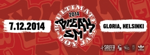Ultimate Bboy Jam / Finnish Break Championships