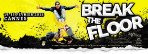 Break The Floor 2015 - Cannes (FR)