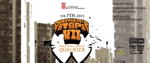 Destructive Steps: Hong Kong & Macau Qualifier