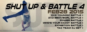 Shut Up & Battle 4
