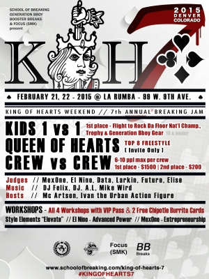 King of Hearts 7