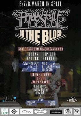 Freestyle On The Block 2015