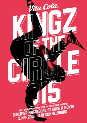 VITA COLA Kingz Of The Circle 2015 - Qualifier Magdeburg