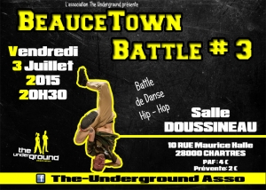 BeauceTown Battle#3