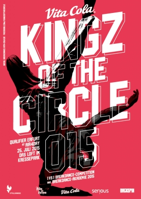 VITA COLA Kingz Of The Circle 2015 - Qualifier Erfurt