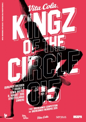 VITA COLA Kingz Of The Circle 2015 - Qualifier Dresden