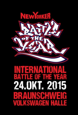 NEW YORKER Battle of the Year World Final 2015