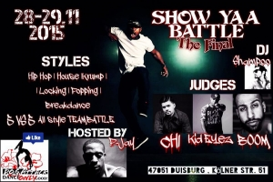 Show Ya Dance Battle Final