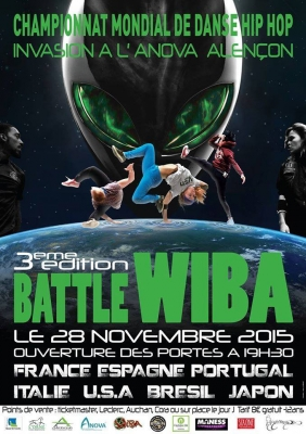 Wiba Battle 2015