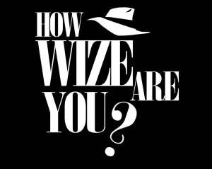 How Wize Are You?