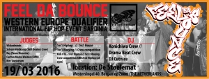 Feel Da Bounce - Western Europe Qualifier