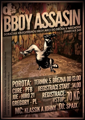 BBoy Assassin 2016