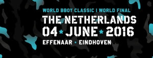 World BBoy Classic | World Final 2016