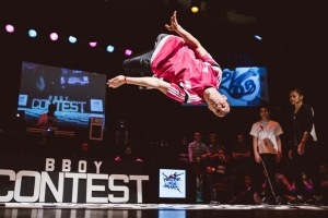 BBOY CONTEST INTERNATIONAL 2016