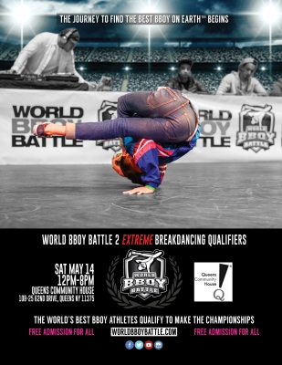 World Bboy Battle 2