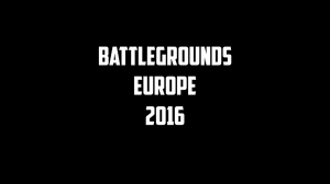 Battlegrounds Europe 2016