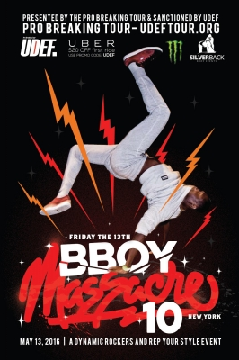BBoy Massacre 10