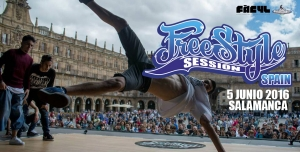 Facyl: Freestyle Session Spain