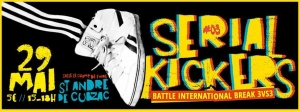 Serial Kickers 3 Battle International