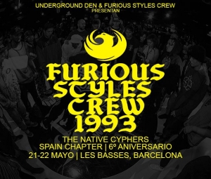 Furious styles crew spain 6th anniversary