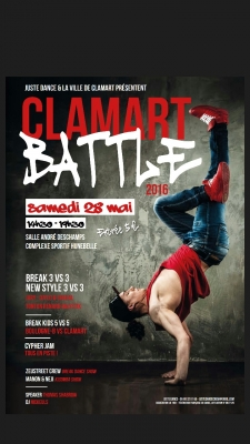 Battle Survival de Clamart