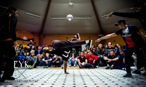 Fest Hip-Hop Break 1 Vs 1