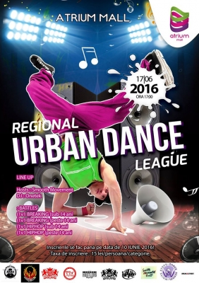 Regional Urban Dance League