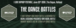 I Love Hiphop: the Dance Battles