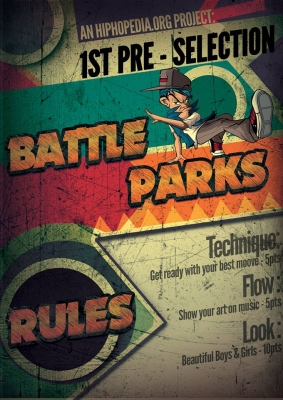 Battle Parks Summer Special