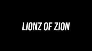 Lionz Of Zion 20th Anniversary