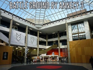 Battle Ground By Annecy 3 ème Edition