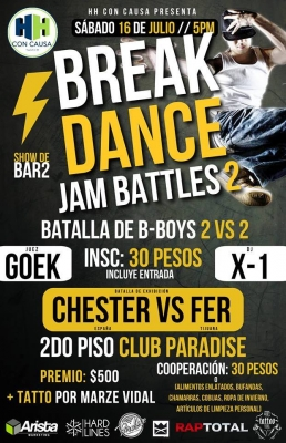Break Dance Jam Battles 2