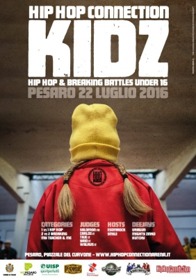 Hip Hop Connection Kidz