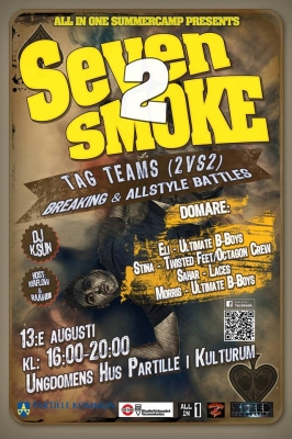 All In One Summercamp Presents Seven II Smoke 2016